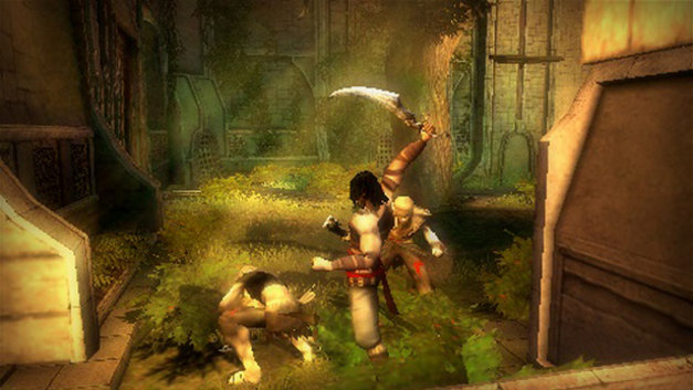 Prince of Persia Revelations Screenshot 1