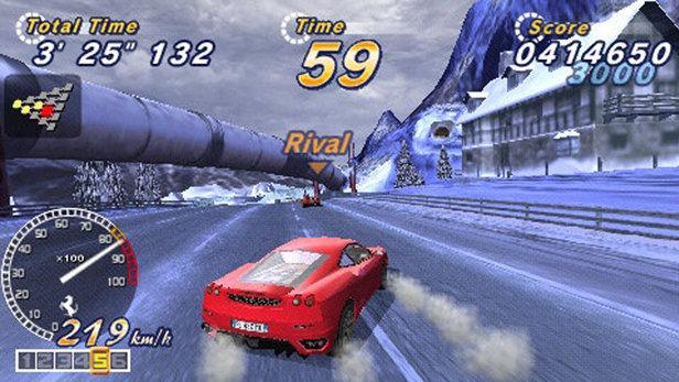 OutRun 2006: Coast 2 Coast Game | PSP - PlayStation
