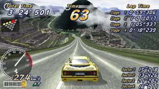 OutRun 2006: Coast 2 Coast Screenshot 6