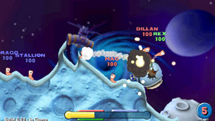 Worms: Open Warfare Screenshot 5
