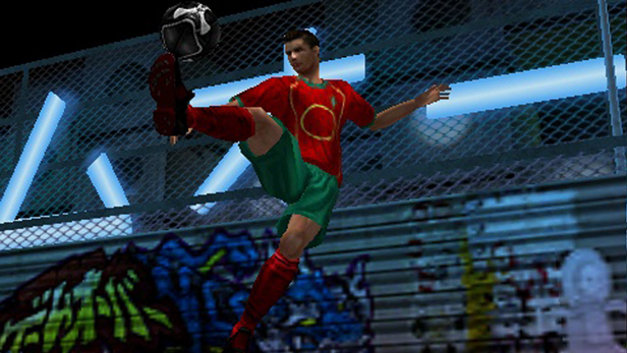 FIFA Street 2 Screenshot 1