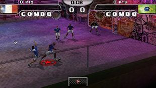 FIFA Street 2 Screenshot 8