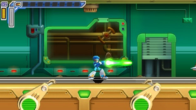 Mega Man® Maverick Hunter X Screenshot 1