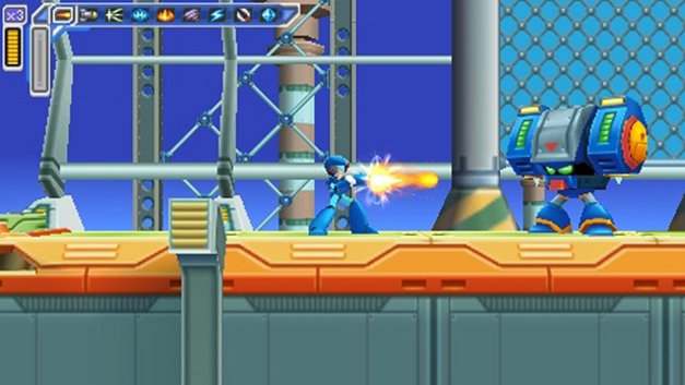 Mega Man® Maverick Hunter X Screenshot 4
