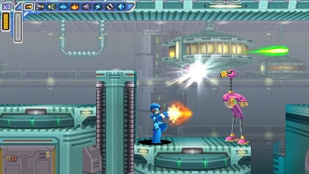 Mega Man® Maverick Hunter X Game | PSP - PlayStation