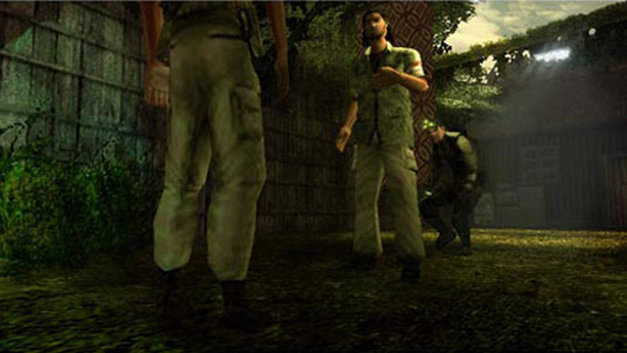 Tom Clancy's Splinter Cell® Essentials Screenshot 1