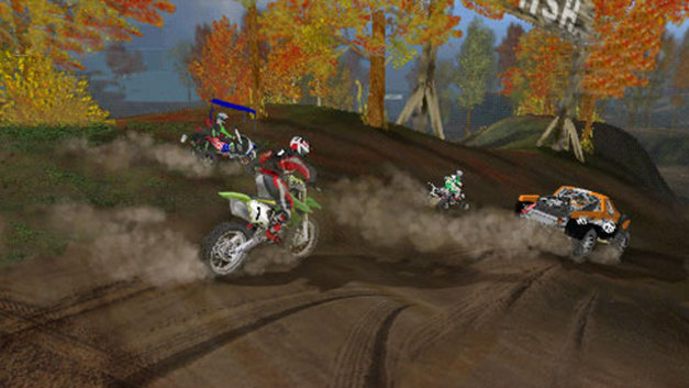 MX vs. ATV: On the Edge Screenshot 4