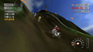 MX vs. ATV: On the Edge Screenshot 5