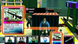 Metal Gear Acid 2 Screenshot 9