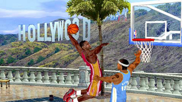NBA Ballers®: Rebound™ Screenshot 4