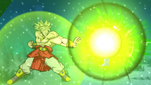 Dragon Ball Z: Shin Budokai Screenshot 2