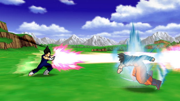 Dragon Ball Z: Shin Budokai Screenshot 4