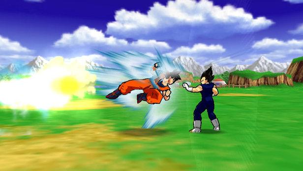 Dragon Ball Z: Shin Budokai Game | PSP - PlayStation