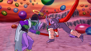 Dragon Ball Z: Shin Budokai Screenshot 8
