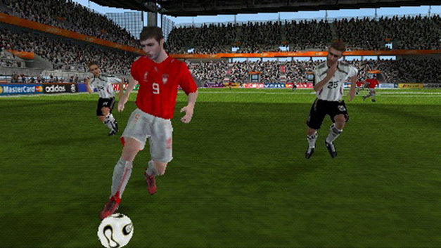 Coupe du Monde de la FIFA 2006 Screenshot 1