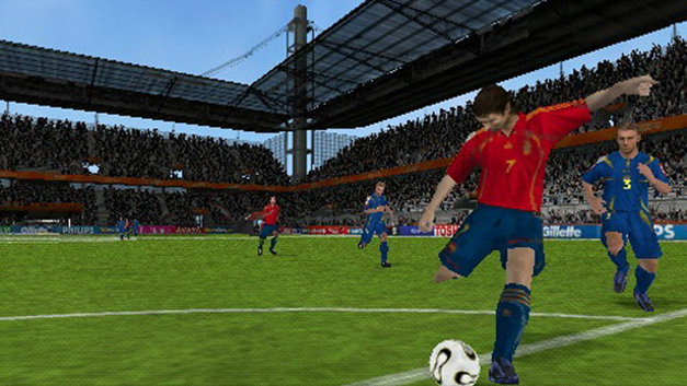 Coupe du Monde de la FIFA 2006 Screenshot 4