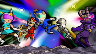 Viewtiful Joe: Red Hot Rumble Screenshot 2