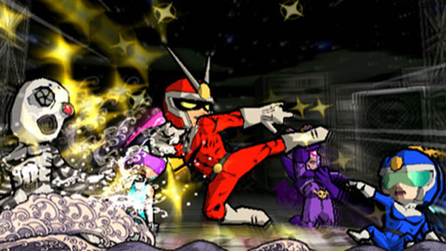Viewtiful Joe: Red Hot Rumble Screenshot 4
