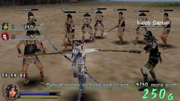 Samurai Warriors: State of War Screenshot 1