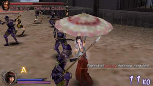 Samurai Warriors: State of War Screenshot 2