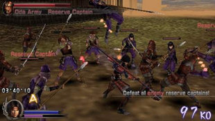 Samurai Warriors: State of War Screenshot 3