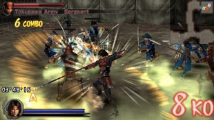 Samurai Warriors: State of War Screenshot 5