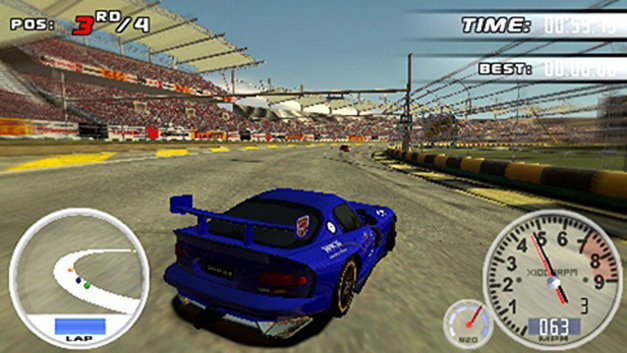 Juiced™: Eliminator Screenshot 4