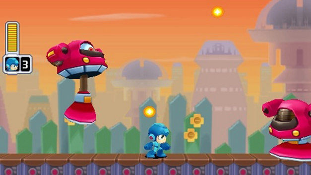 Mega Man® Powered Up Screenshot 1