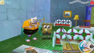 SpongeBob Squarepants: The Yellow Avenger Screenshot 3