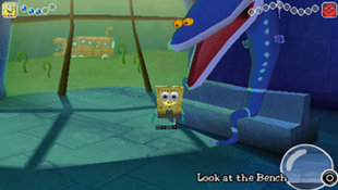 SpongeBob Squarepants: The Yellow Avenger Screenshot 5