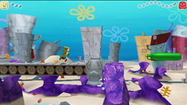 SpongeBob Squarepants: The Yellow Avenger Screenshot 10