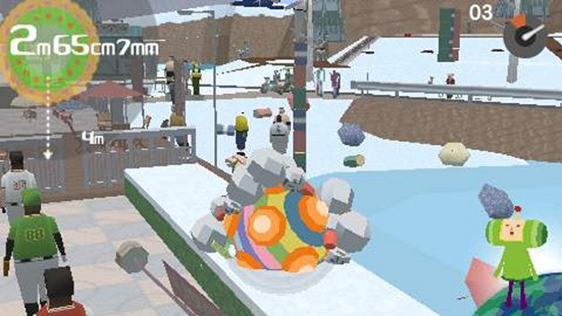 Me and My Katamari Screenshot 1