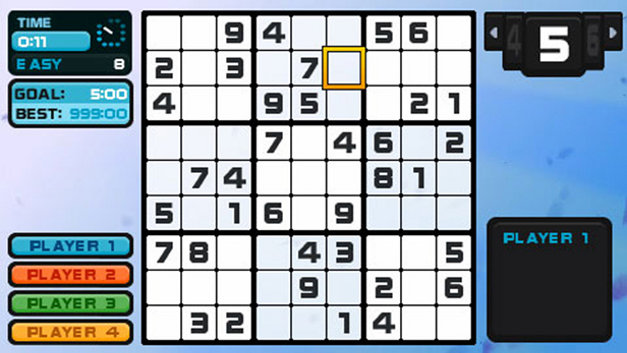 Go! Sudoku Screenshot 1