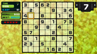 Go! Sudoku Screenshot 2