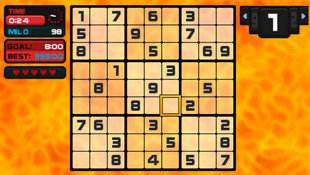 Go! Sudoku Screenshot 3