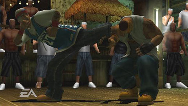 Def Jam®: Fight for NY™: The Takeover Game | PSP - PlayStation