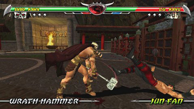 Mortal Kombat®: Unchained™ Screenshot 4