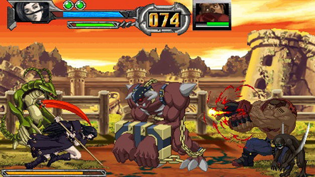 Guilty Gear Judgement Screenshot 4