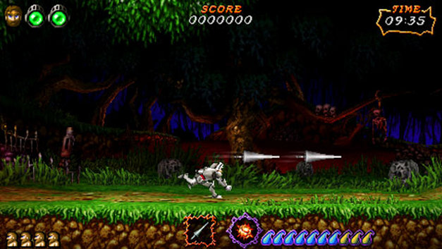 Ultimate Ghosts 'n Goblins™ Screenshot 1