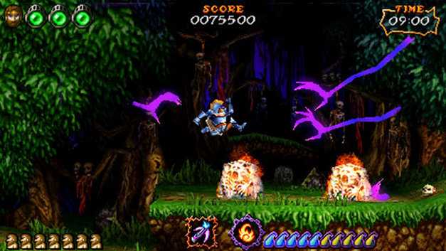 Ultimate Ghosts 'n Goblins™ Screenshot 4