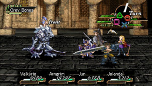 Valkyrie Profile: Lenneth Screenshot 5