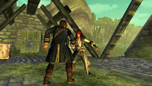 Pirates of the Caribbean: Dead Man's Chest Screenshot 9