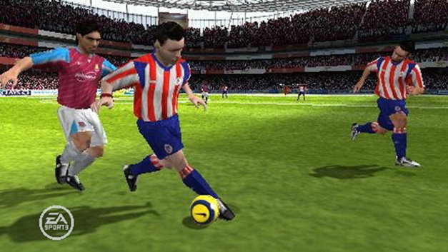 FIFA 07 Screenshot 4