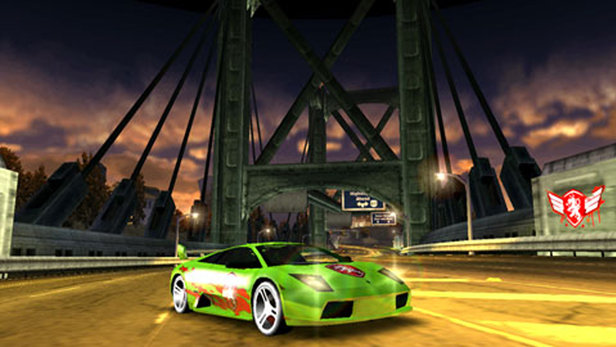 download need for speed carbon own the city psp