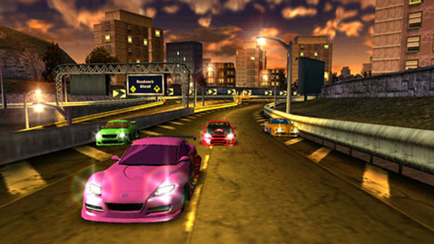 Need For Speed Carbon Own The City Game Psp Playstation