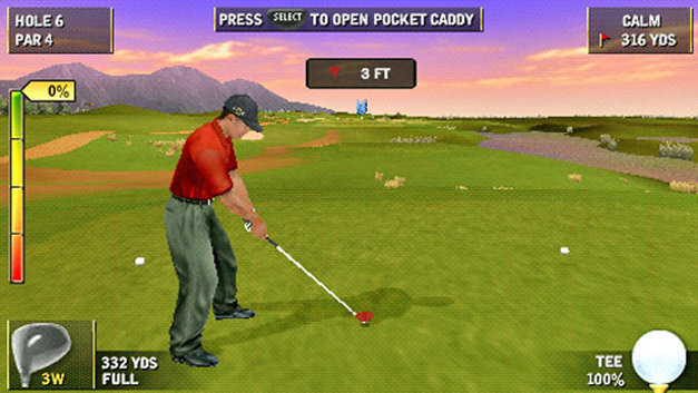 Tiger Woods PGA Tour® 07 Screenshot 4