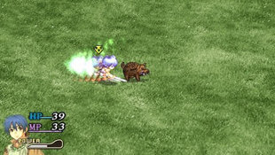The Legend of Heroes II: Prophecy of the Moonlight Witch Screenshot 3
