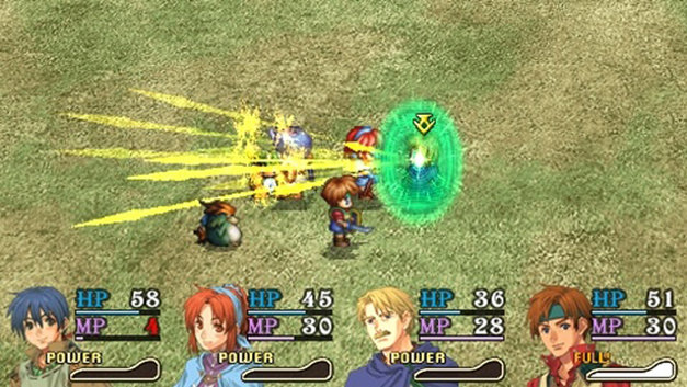 The Legend of Heroes II: Prophecy of the Moonlight Witch Screenshot 7