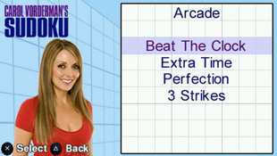 Carol Vorderman's Sudoku Screenshot 5