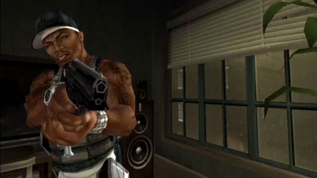 50 Cent: Bulletproof G-Unit Edition Screenshot 1